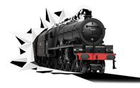 Celebrating 100 Years of Hornby' Train Set, Centenary Year Limited Edition - 2020
