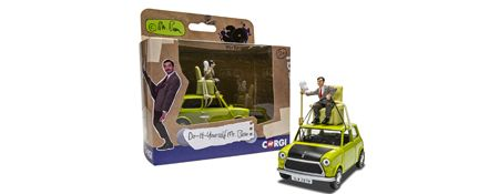 Mr Bean Corgi Out Now