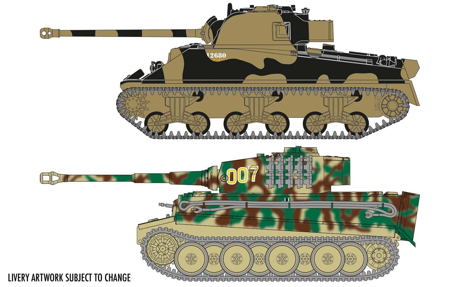 a50186_classic-conflict-tiger-1-vs-sherm