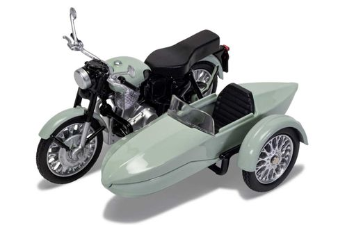 Harry Potter Hagrid Motorcyle and Sidecar