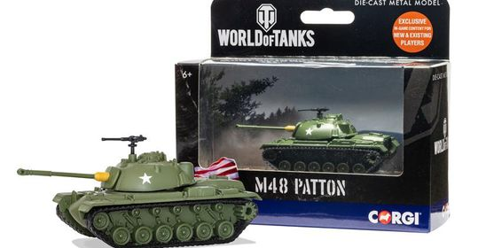 a new corgi world of tanks diecast model tank collection on the corgi diecast diaries blog