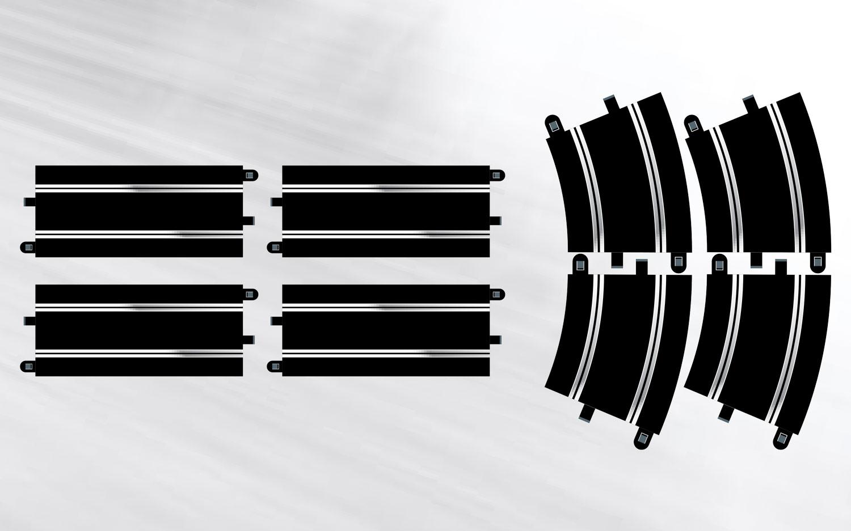 /1 Scalextric 3736/ 32/MC-MG6-OM7/# 31/btcc-001/2015/Veh/ículo